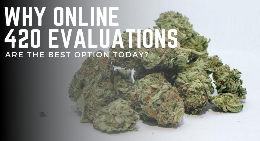 Online 420 Evaluations